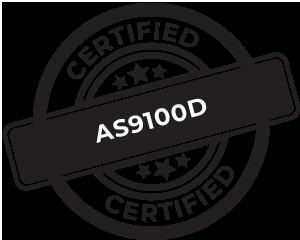 AS9001d Certified